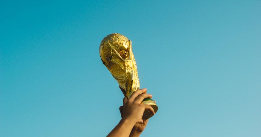 Miten jalkapallon maailmanmestaruuskisoissa Vaikuttavat Macao uhkapeli Varastot