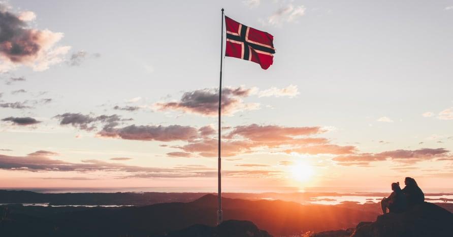 Salauskasinot ottavat uhkapelejä Norjassa