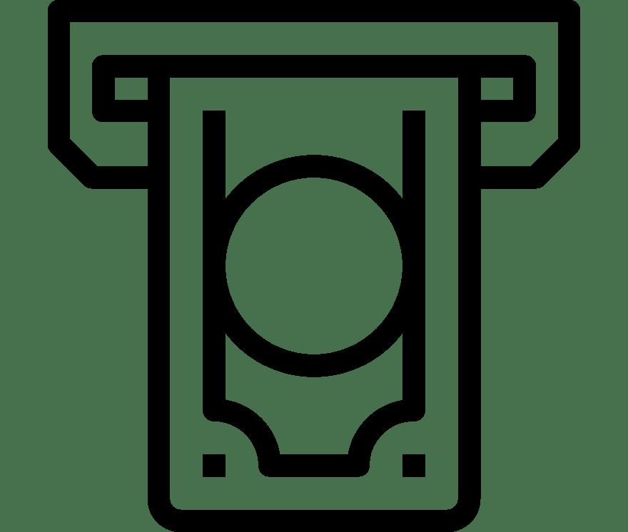 Top 1 ATM Nettikasinos 2021 -Low Fee Deposits