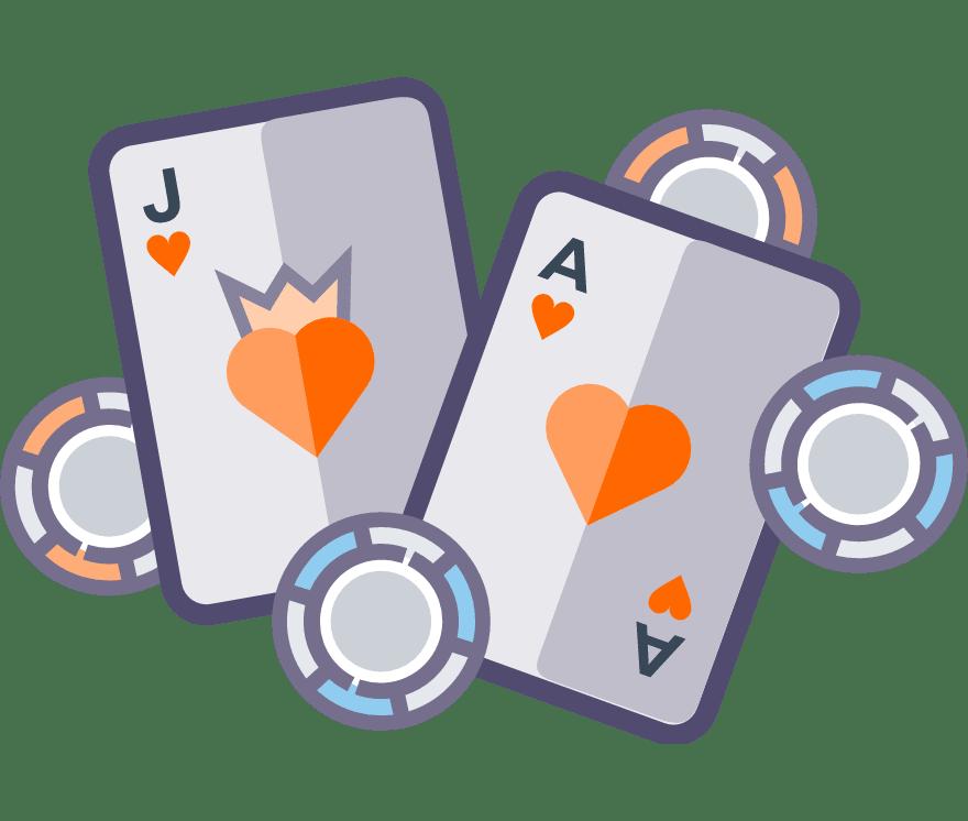 Pelaa Blackjack verkossa -Suosituimmat 169 eniten maksavaa Nettikasinoä 2021