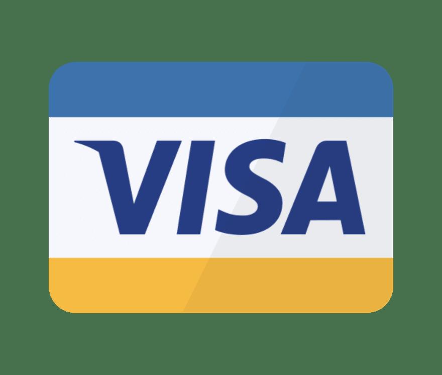 Top 136 Visa Nettikasinos 2021 -Low Fee Deposits