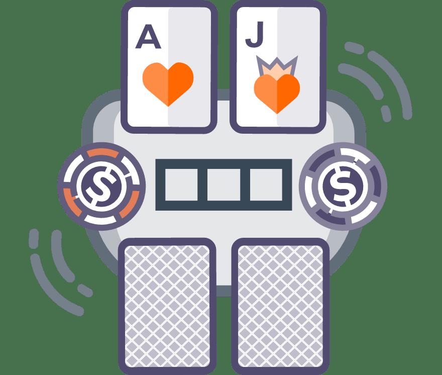 Pelaa Casino Holdem verkossa -Suosituimmat 65 eniten maksavaa Nettikasinoä 2021