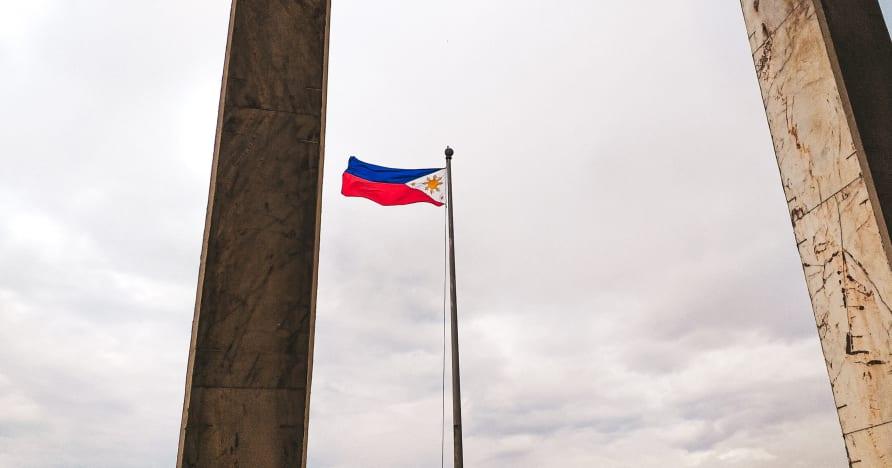 Filippiinien pelivero nousee 15%