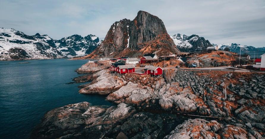 Nettipelaaminen Norjassa