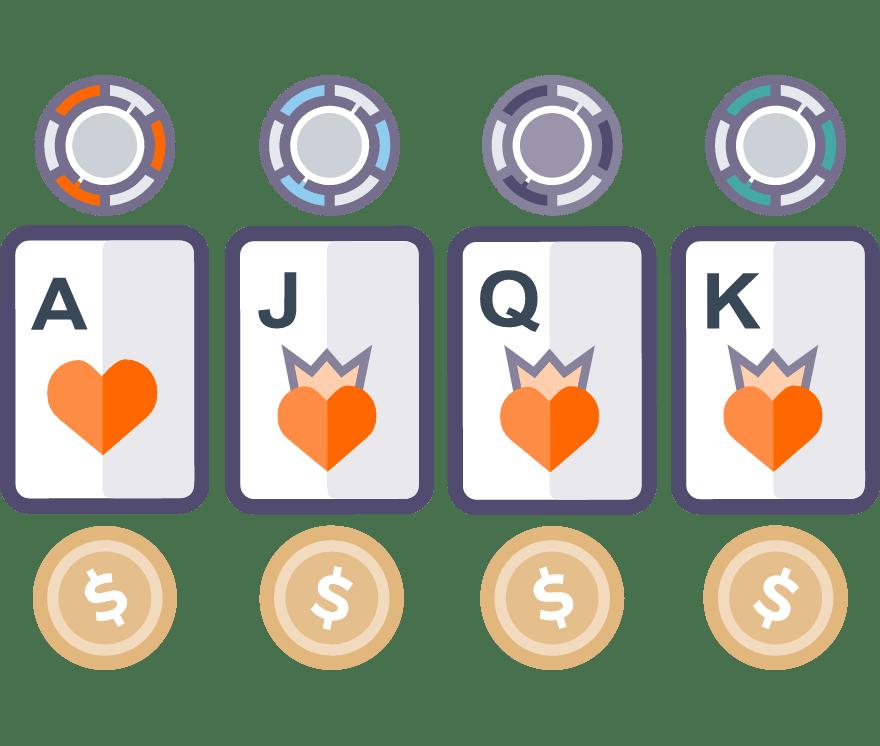 Pelaa Faro verkossa -Suosituimmat 2 eniten maksavaa Nettikasinoä 2021