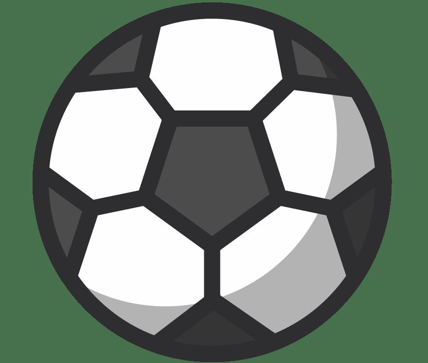 Pelaa Vedonlyönti jalkapallosta verkossa -Suosituimmat 35 eniten maksavaa Nettikasinoä 2021