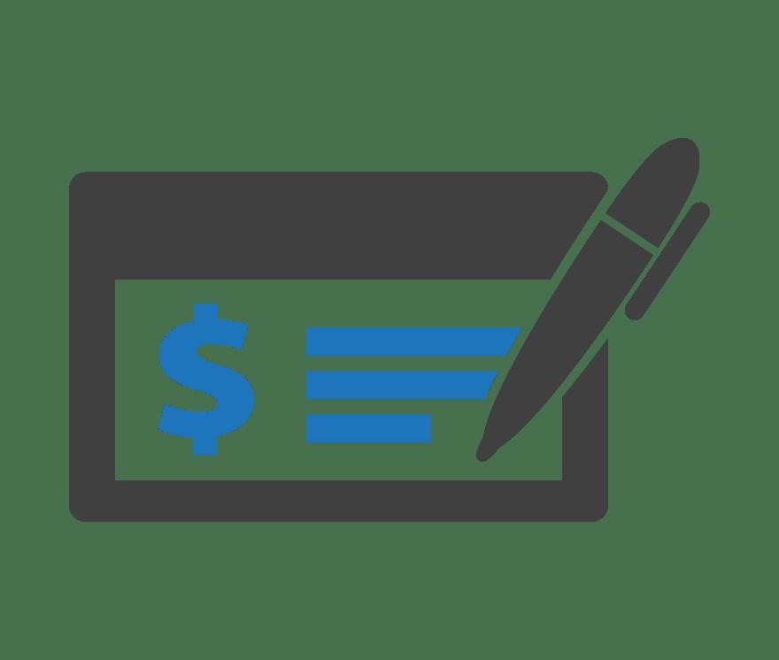 Top  Cheque Nettikasinos 2021 -Low Fee Deposits