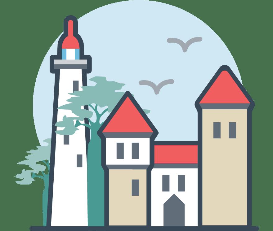 Parhaat 40 Nettikasino -peliä luokassa Viro 2021