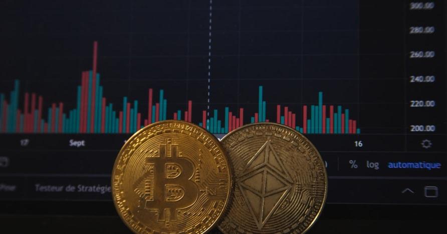 Bitcoin-uhkapeli kasvaa äskettäisen PayPal-ilmoituksen jälkeen