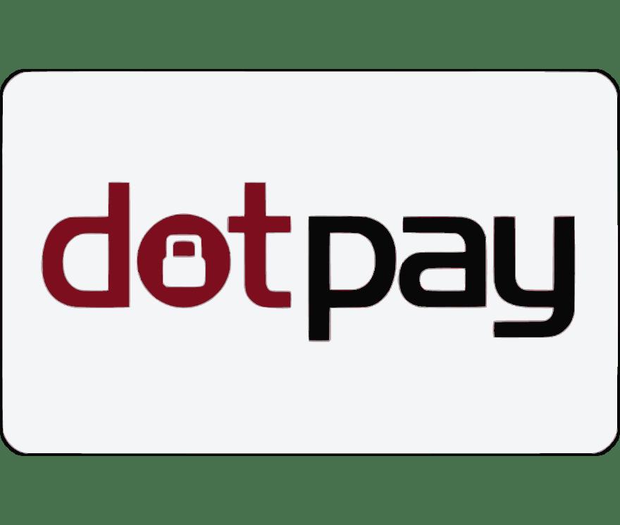 Top 4 dotpay Nettikasinos 2021 -Low Fee Deposits
