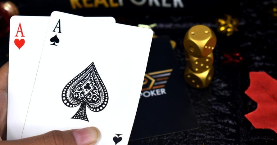 Pokerin pelaaminen - paras strategia ja vinkkejä skaalattavaksi