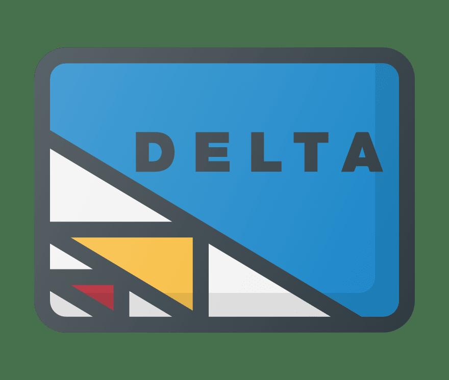 Top 1 Delta Nettikasinos 2021 -Low Fee Deposits