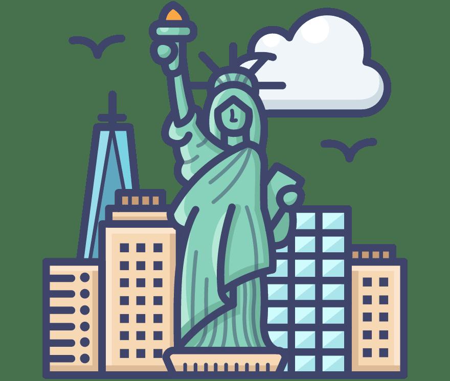 Parhaat 15 Nettikasino -peliä luokassa Yhdysvallat 2021