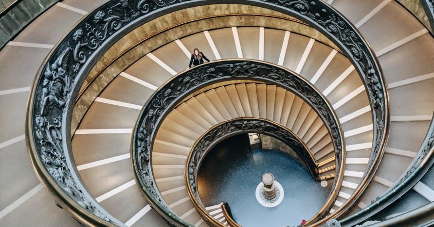 Online-ruletti: Fibonacci-ruletin voiton strategia