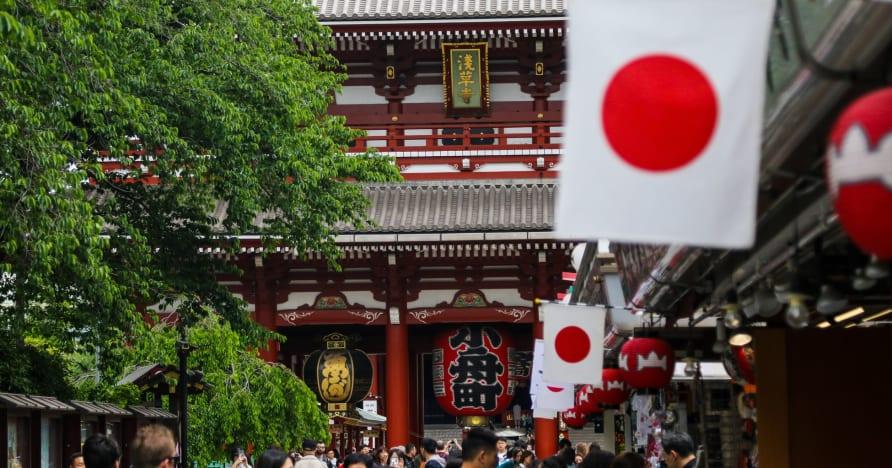 Japanin parhaan online-kasinon valitseminen