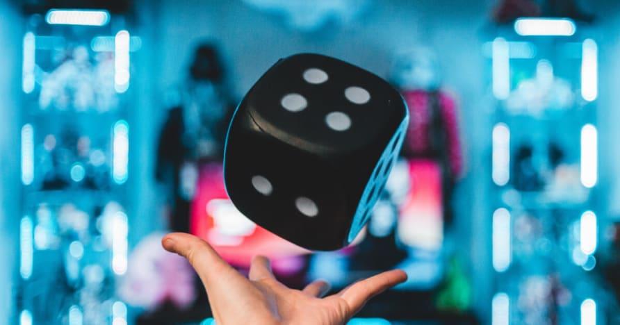 Riskielementit ja House Edge online-kasinopeleissä