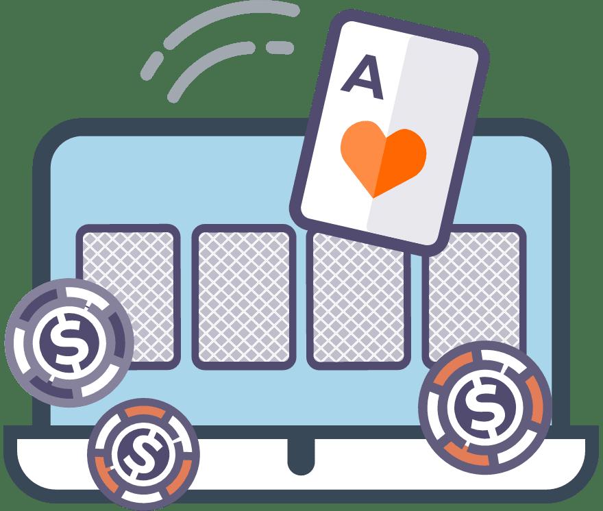 Pelaa Caribbean Stud verkossa -Suosituimmat 48 eniten maksavaa Nettikasinoä 2021