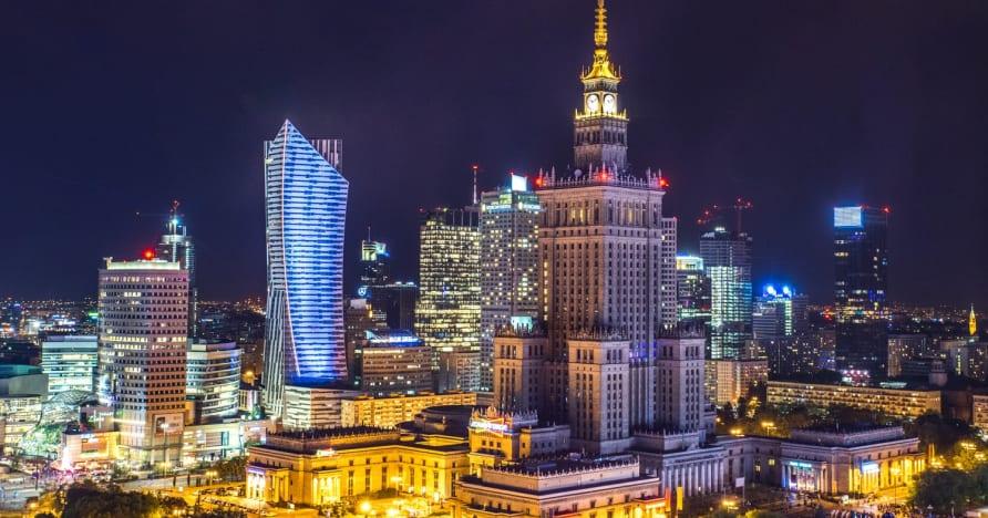 Puolan online-kasinot: Internet-uhkapelaaminen Puolassa