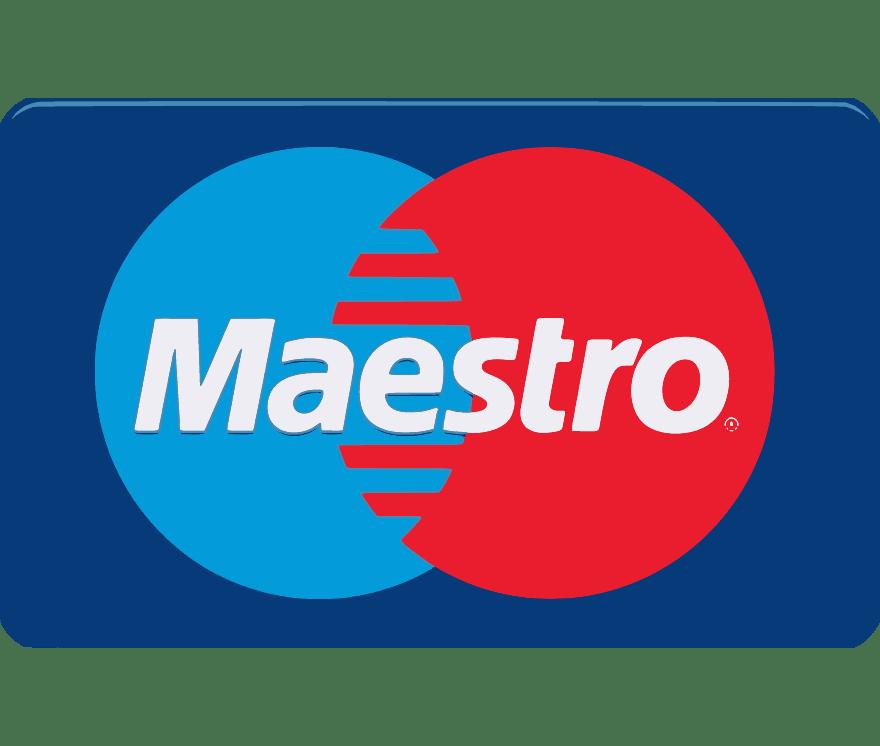 Top 55 Maestro Nettikasinos 2021 -Low Fee Deposits
