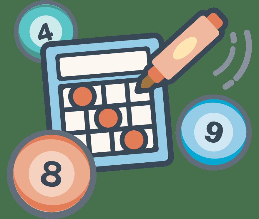 Pelaa Bingo verkossa -Suosituimmat 65 eniten maksavaa Nettikasinoä 2021